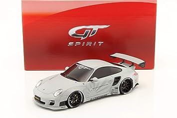 Gt Spirit gt126 Porsche 997 Turbo – LB Performance – Escala 1/18 – Gris