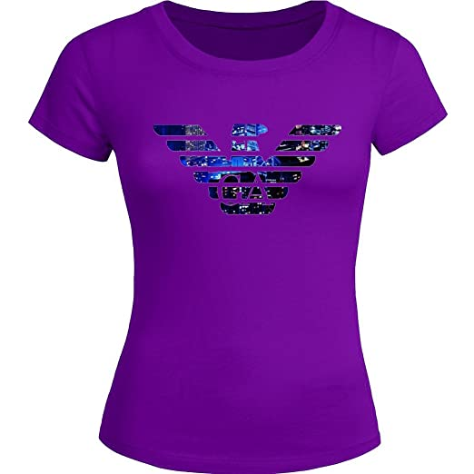 3 opinioni per Armani Logo Diy Printing For Ladies Womens T-shirt Tee Outlet