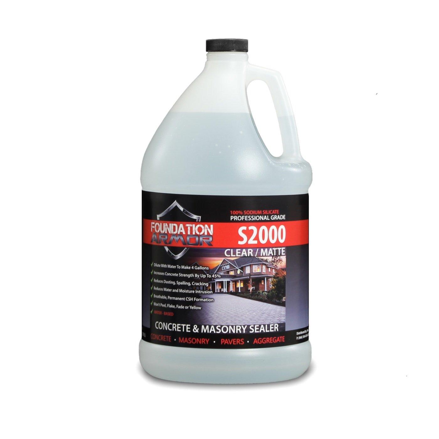 S2000 Basement Wall & Floor Sealer
