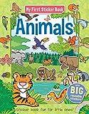 My First Sticker Book Animals