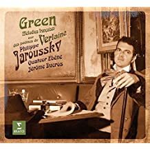 Green: Melodies Francaises by Philippe Jaroussky