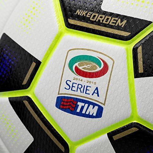 Nike Balón fútbol competición Ordem II Serie A 2014/15 Tim Oficial ...