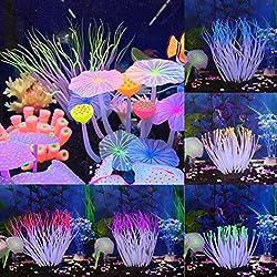 Muranba Aquarium Fish Tank Plant Creature Aquarium Decoration Decor Water Plants