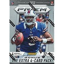 2013 Panini Prizm NFL Football Series Unopened Blaster Box That Contains 8 Packs