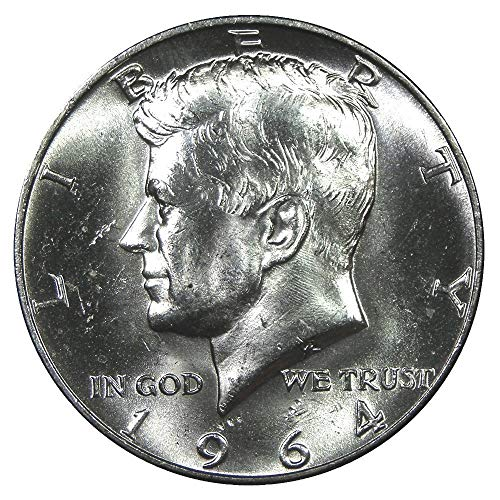 1964 D Silver Franklin Half Dollar 50¢ Brilliant Uncirculated ()