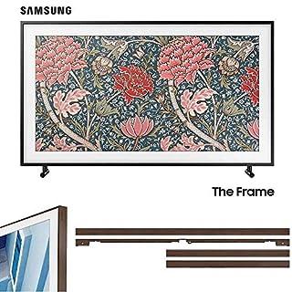 "Samsung QN55LS03RA The Frame 3.0 55"" QLED Smart 4K UHD TV (2019) with Extra Frame"