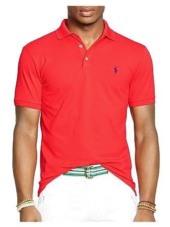 Polo Amazon Fit ShirtxlAt Ralph Lauren Men's Mesh Slim 7ygfb6