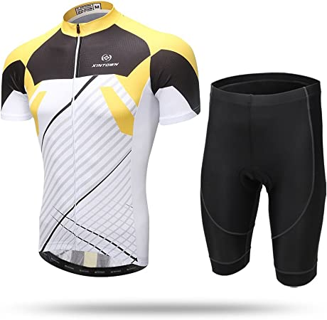 Unkoo Hombres Ciclismo Jersey MTB Bike Factory Factory Venta ...