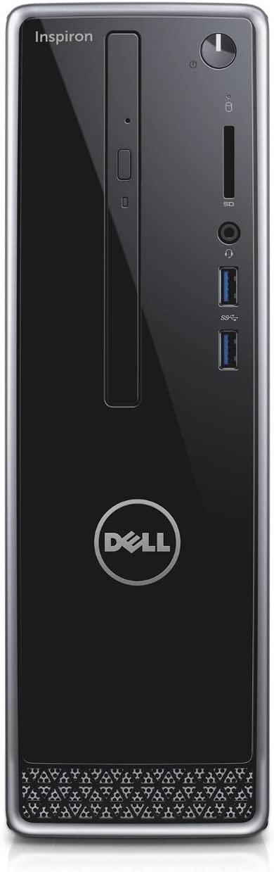 Dell Inspiron 3252 Desktop (Intel Pentium N3700, 4 GB RAM, 1 TB HDD, DVD/RW, WiFi) Windows 10 Home (Renewed)