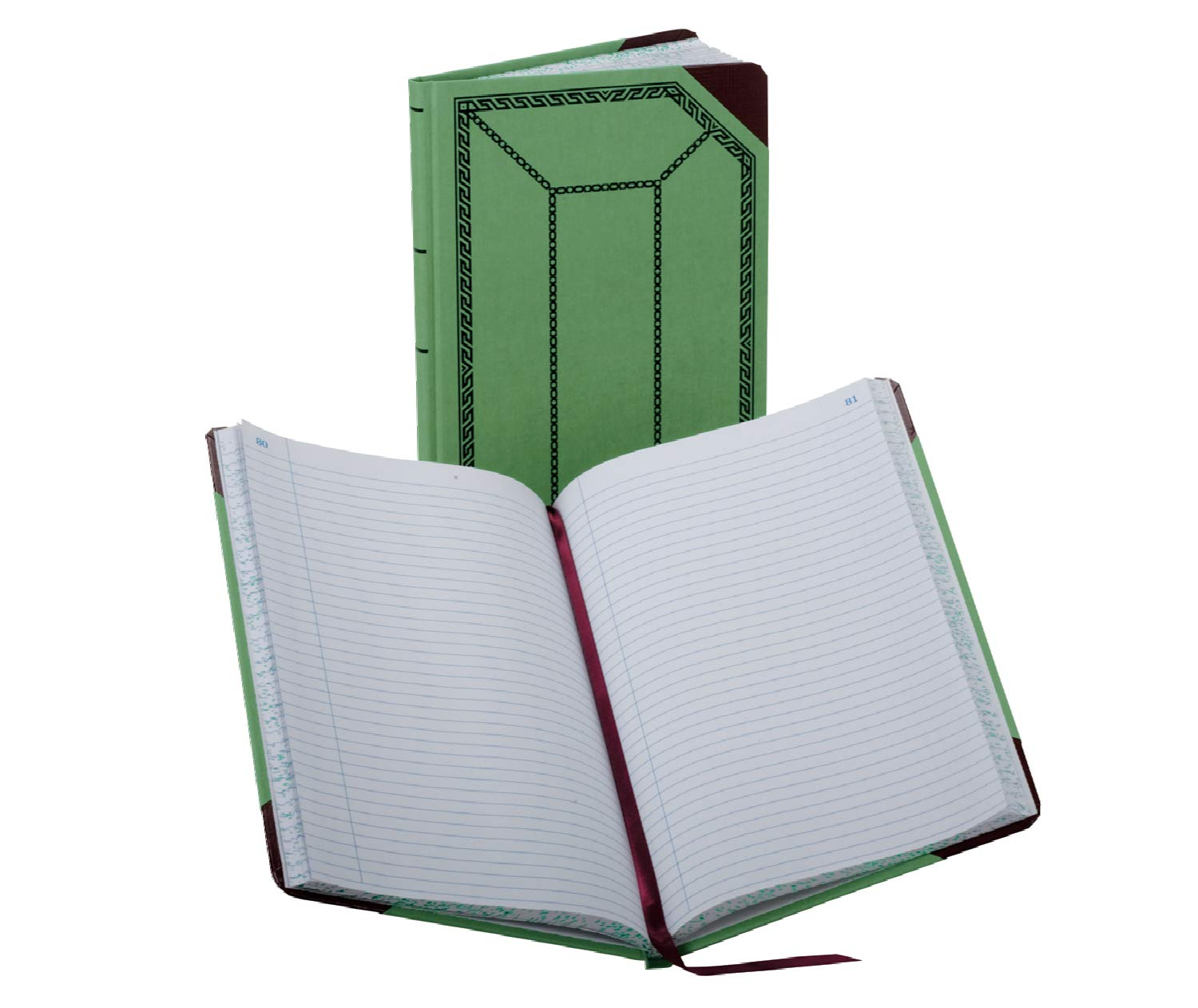 67 1/8-150-R - Record-Ruled Canvas Books