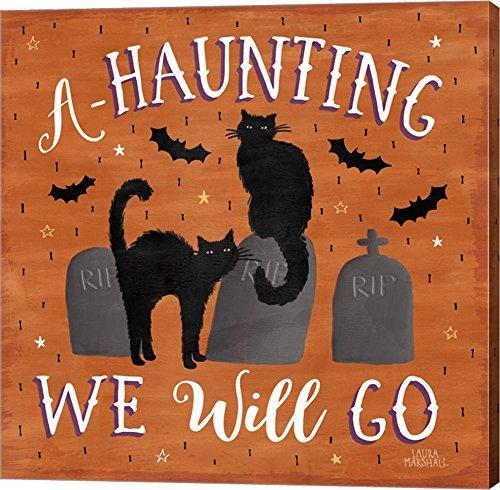 Haunted Halloween V by Laura Marshall
