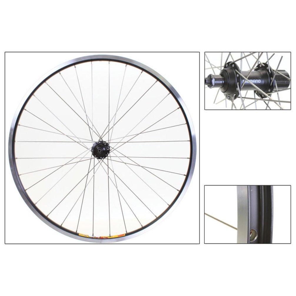 Weinmann/Shimano ZAC19 Rear Wheel 26'' x 1.5 Black