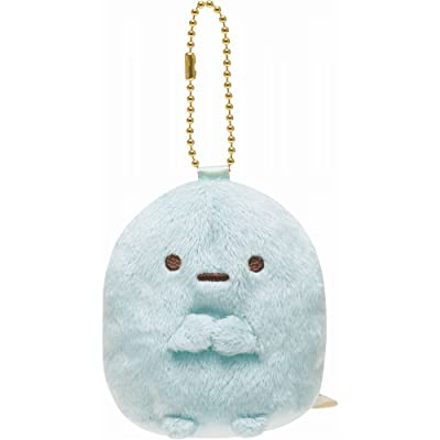 San-X Corner Gurashi Plush Character Tapioca Coin Pouch / Coin Case (CK56101): Toys & Games