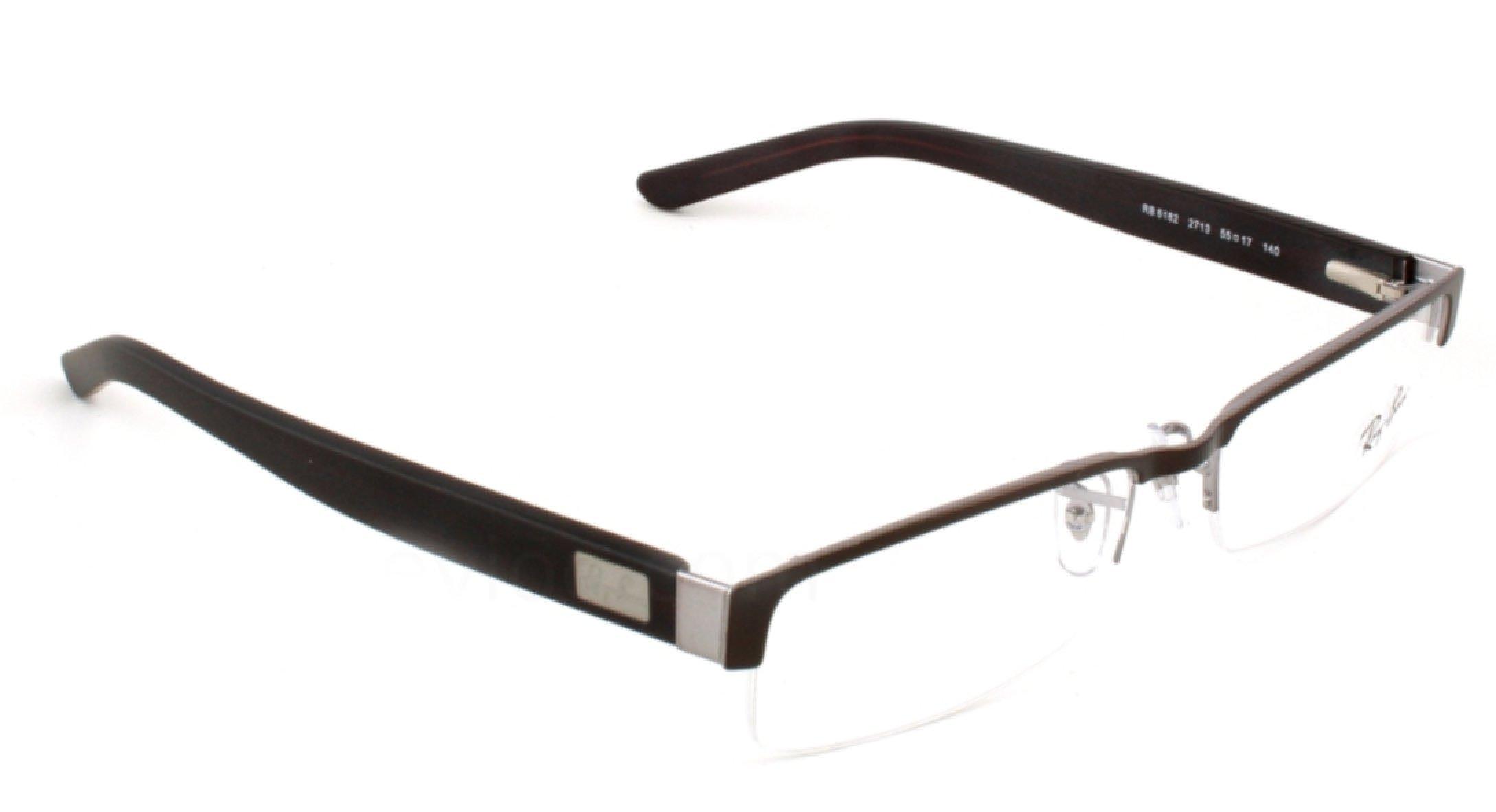 Ray-Ban RX6182-2713 Eyeglasses