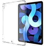 NETONBOX.COM Funda para iPad Air 4 (2020) 10.9 Pulgadas Silicon Transparente Airbag. Case Gel Flexible Compatible iPad Air 4