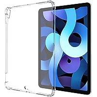 NETONBOX.COM Funda para iPad Air 4 (2020) 10.9 Pulgadas Silicon Transparente Airbag. Case Gel Flexible Compatible iPad…