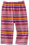 Zutano Baby Girls' Multi Stripe Pant