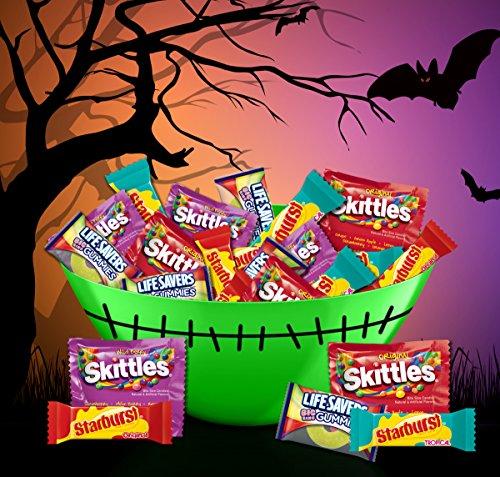Skittles Starburst And Life Savers Gummies Halloween