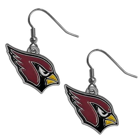 c60f59b1 NFL Arizona Cardinals Dangle Earrings: Amazon.com.au: Sports ...