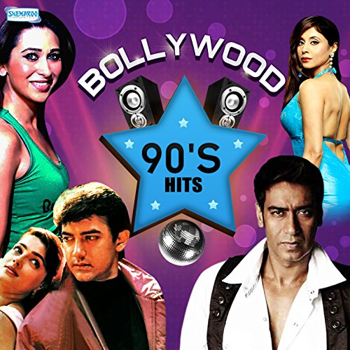Amazon com: Best Of Bollywood 90s (With Jhankar Beats