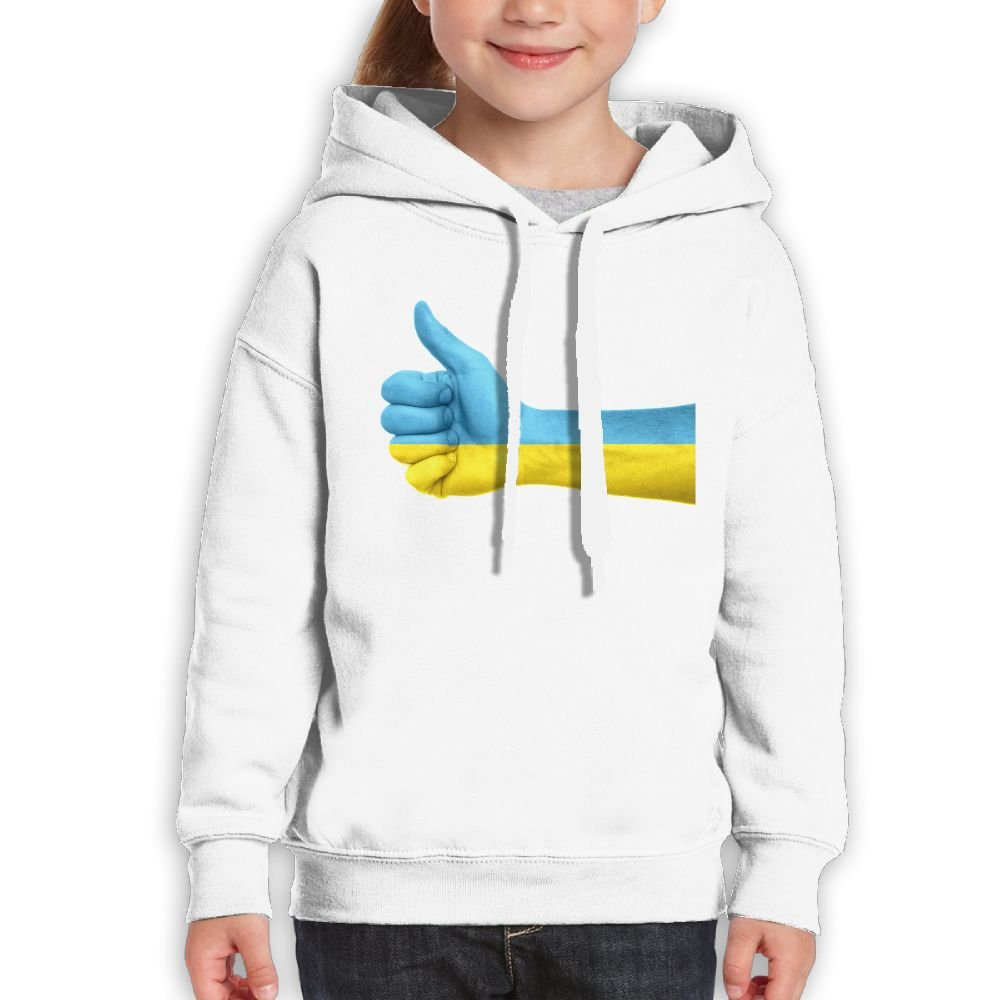 DTMN7 Ukraine Funny Printed Cotton Top For Kids Spring Autumn Winter
