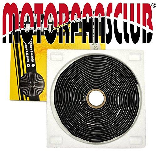 MotorFansClub Butyl Windscreen Sealant Glue Auto Headlight adhesive Tape 9.5MM x 4.57M