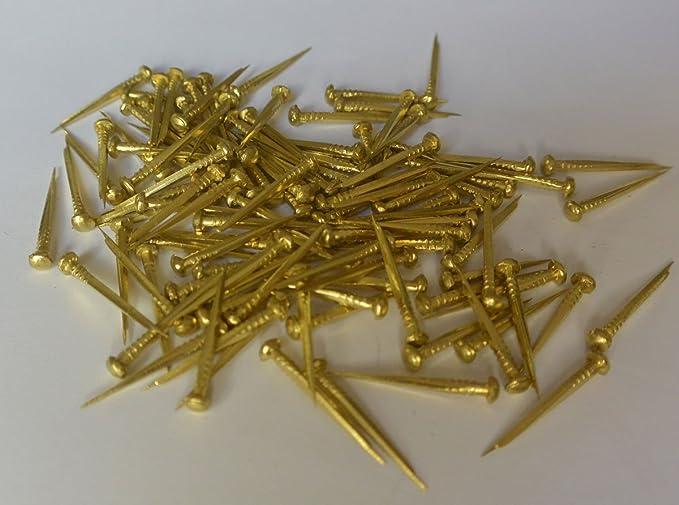 Black Multipurpose Shoe Tacks//Nails for Lasting Repairs Cobbler nails 12 15 20mm