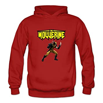 Men's Clothing Small Mens Wolverine Hoody Clothing, Shoes & Accessories