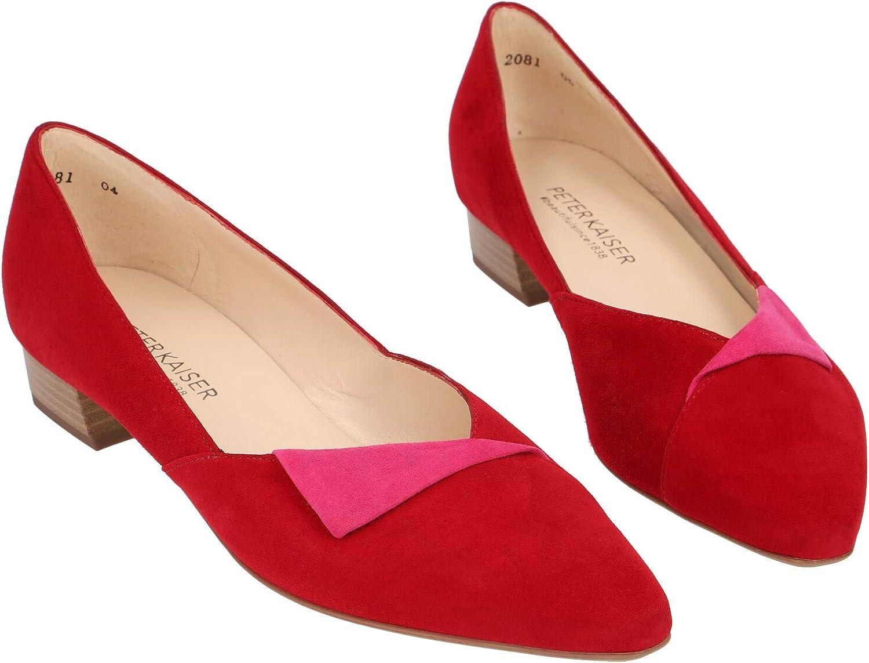 Peter Kaiser Damenschuhe Pumps LENCY 25: : Schuhe