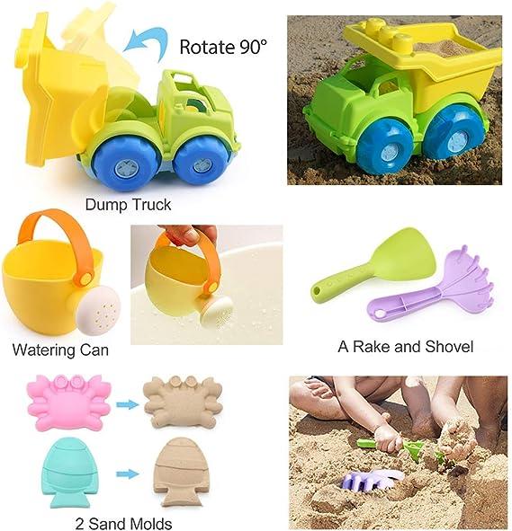 Pelle /à farine Jouets de plage pour enfants Cuill/ère de plage DROVE