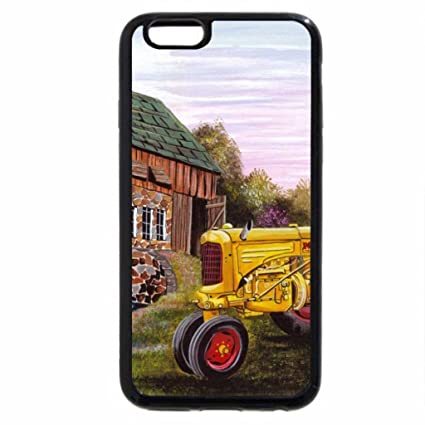 coque iphone 6 tracteur