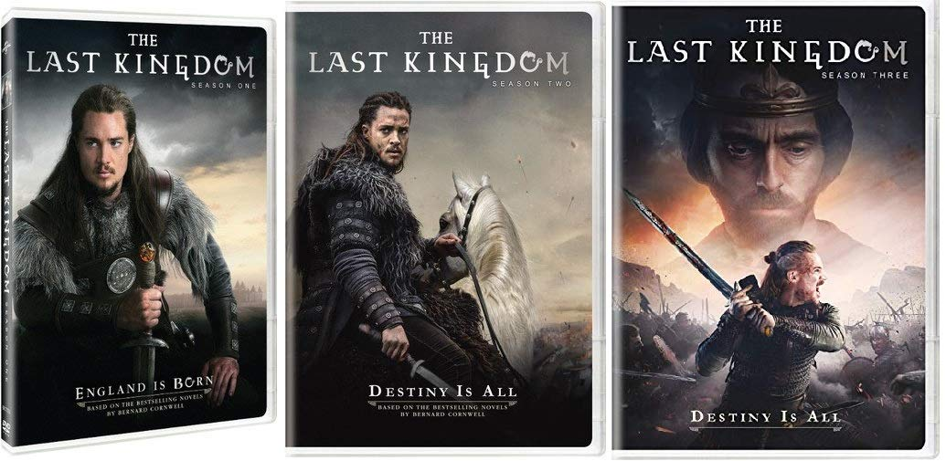 The Last Kingdom Seasons 1-3