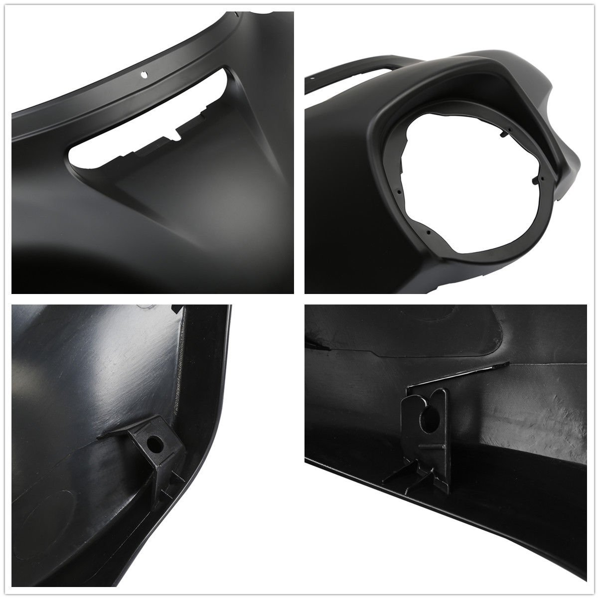 TCMT ABS Vented Outer Fairing Body Fits For 2014-2019 Harley Davidson Touring Model