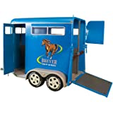 Breyer Traditional Series Two-Horse Trailer Toy
