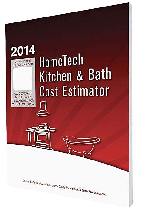 Amazoncom Cost Estimating Book Kitchen And Bath Remodeling - Bathroom remodeling jackson ms
