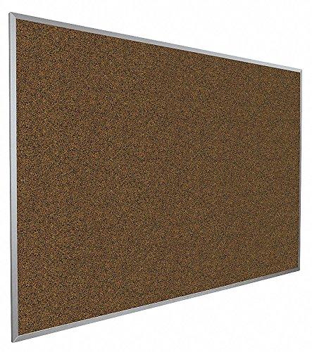 BALT Push-Pin Bulletin Board, Splash Cork, 48