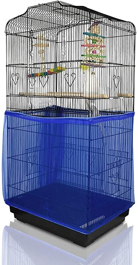 EXTRA LARGE Bird Cage Covers or Seed Catcher Skirts