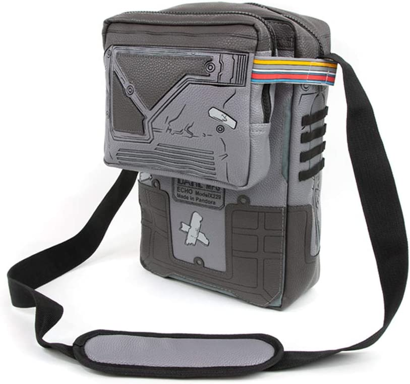 Official Borderlands 3 Merchandise Echo Messenger Bag