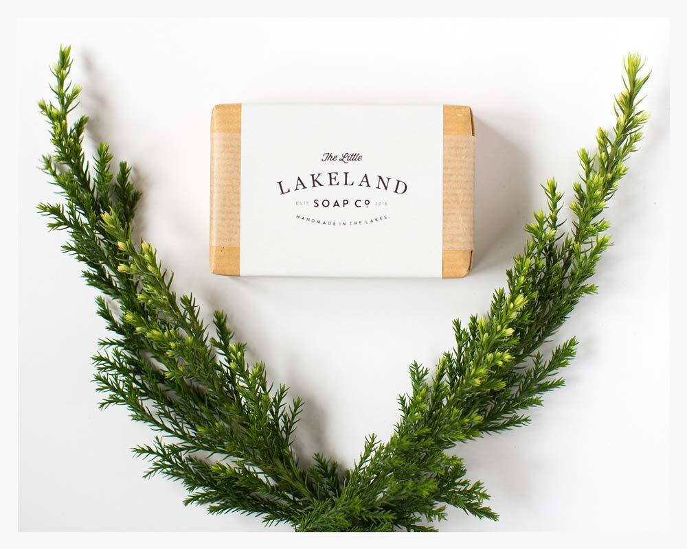 Little Lakeland Soap - Bergamot, Cypress & Ylang Ylang