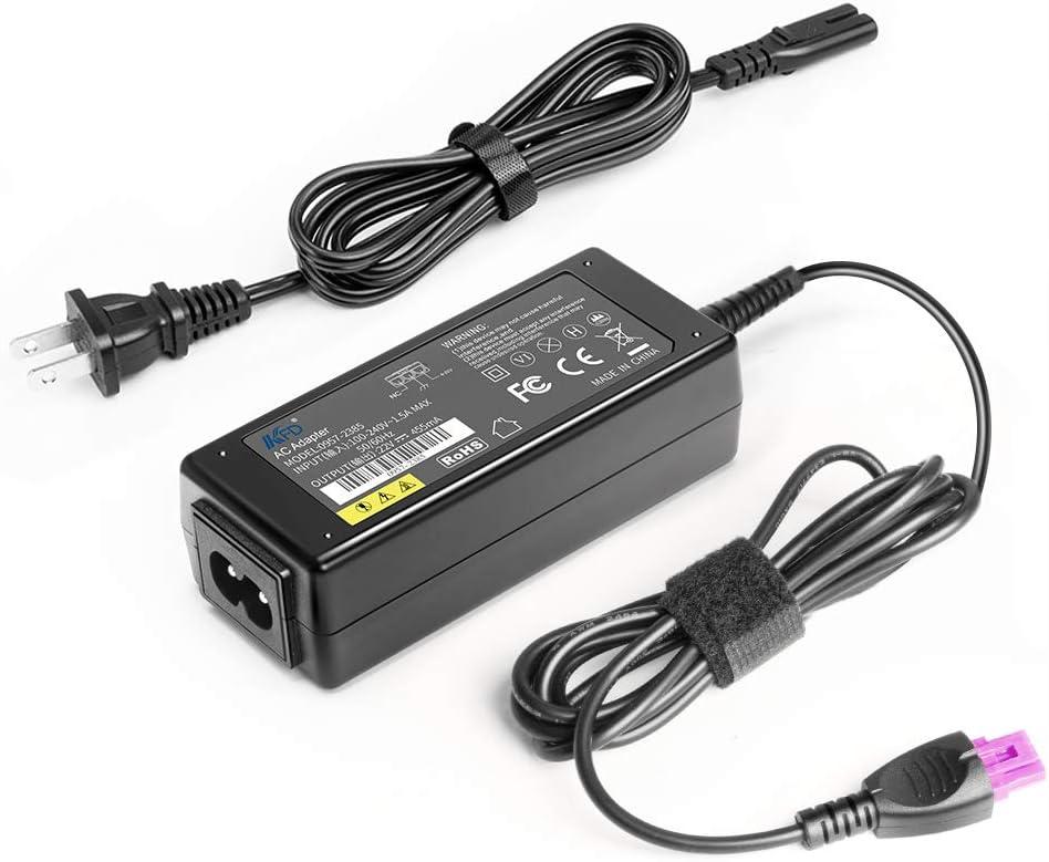 KFD 22V 455MA Power Supply for HP Deskjet 1518 1010 1510 (Not PSC 1510) 1512 2540 2541 2542 2543 2544 OJ 2620 2621 2622 2624 All-in-One OJ Ink Advantage 2645 2646 All-in-One HP 0957-2403 0957-2385