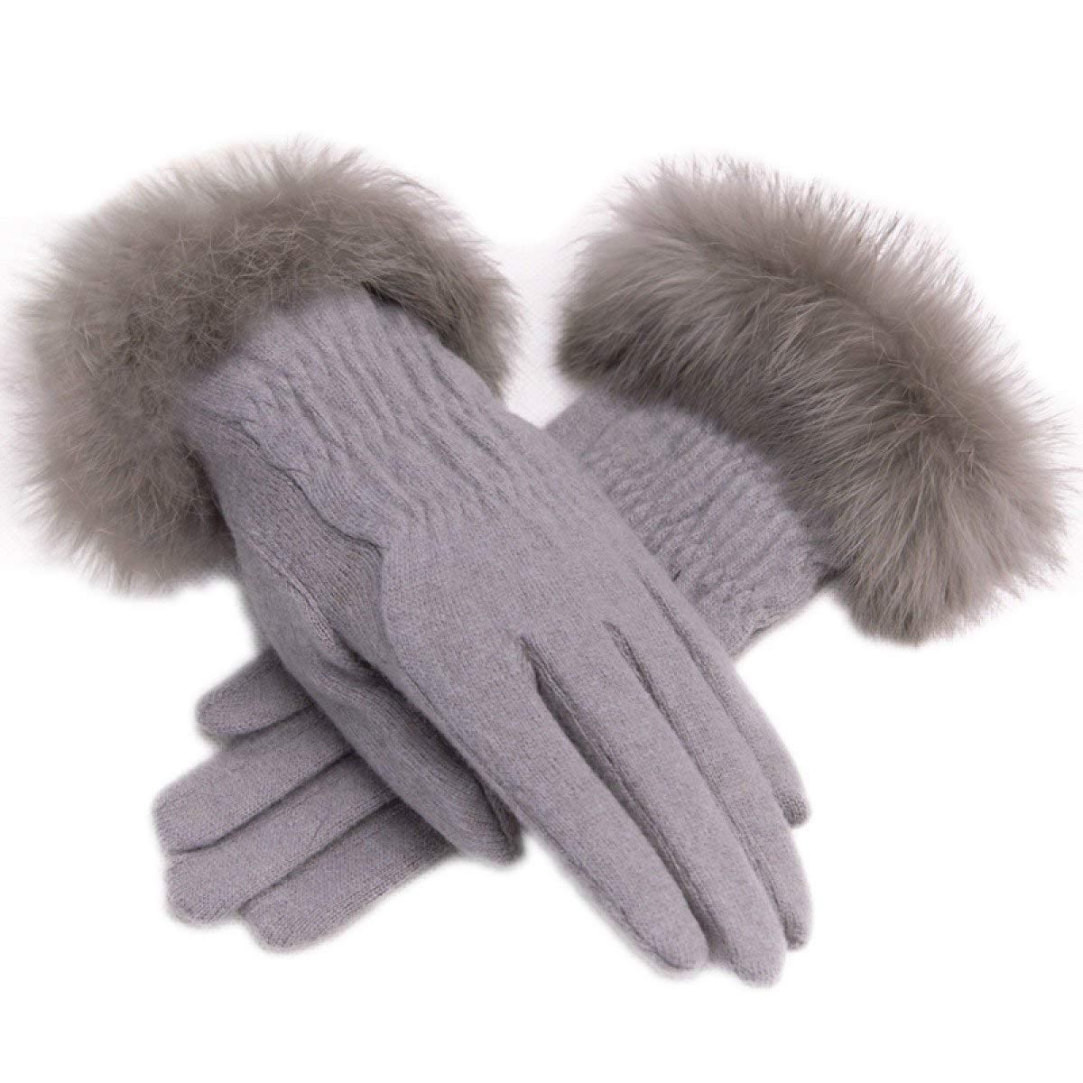 Herbst Und Winter Neu Mode Warm Elegant Classic War Handschuhe Lederhandschuhe Fäustlinge Kleidung