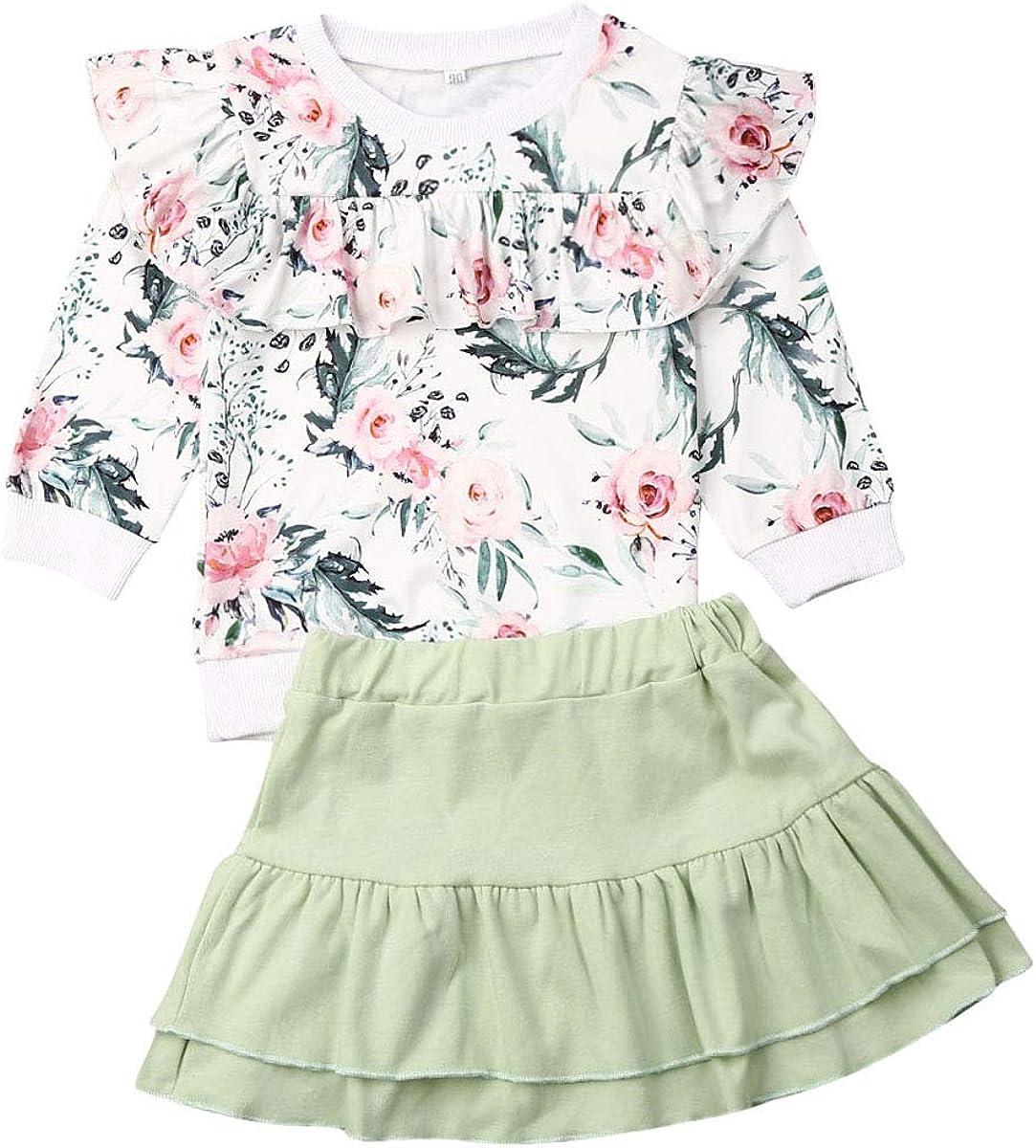 ruffled top girl tee Girl knit top toddler top striped shirt jillyatlanta girl clothing summer shirt
