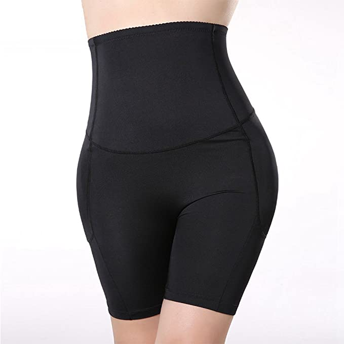 73565c74dc Zarbrina Padded Butt Lifter Panties Hip Enhancer with Removable Pads Womens  Shorts  Amazon.ca  Clothing   Accessories