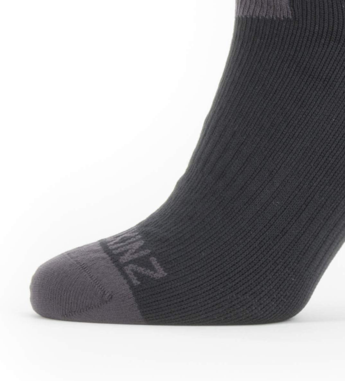SealSkinz Waterproof Warm Weather Ankle Length Calcet/ín