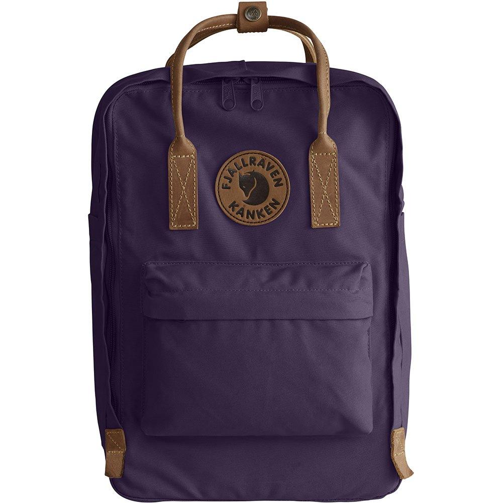Fjallraven - Kanken No. 2 Laptop 15'', Heritage and Responsibility Since 1960, Alpine Purple