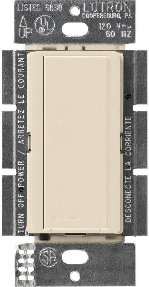 Grey Lutron MA-AS-GR Maestro 120V Multi-Location Companion Switch