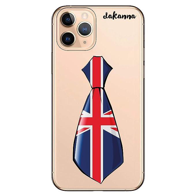 dakanna Funda Compatible con [iPhone 11 Pro] de Silicona Flexible ...