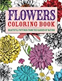 download ebook flowers coloring book: beautiful pictures from the garden of nature (chartwell coloring books) pdf epub
