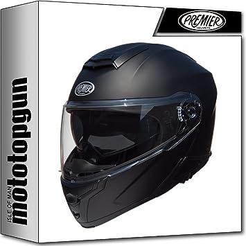 Premier Moto Modular Helmet Genius U9 BM L: Amazon co uk