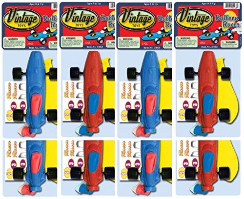 Ja-Ru Vintage Balloon Racer Bundle (Balloon Racers)
